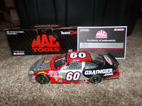 1/24 GREG BIFFLE #60 GRAINGER 2001 MAC TOOLS TEAM CALIBER  NASCAR DIECAST