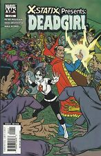 Marvel X-Statix Presents Deadgirl comic issue 1