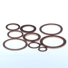Kupferringe / Dichtringe  10x14x1 mm 25 Stück
