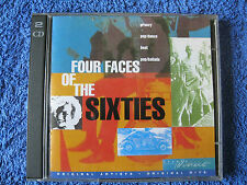2 Musik CD Four Faces Of The Sixties Pop Ballads The Zombies The Animals