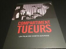 """BLU-RAY NF """"COMPARTIMENT TUEURS"""" Yves MONTAND, Catherine ALLEGRET / COSTA GAVRAS"""
