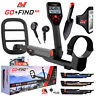 """Minelab GO-FIND 66 Metal Detector with 10"""" inch 7.8 kHz Waterproof Search Coil"""