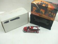 Matchbox Models of Yesteryear Fire Engine Series 1920 Mack AC #YFE01 with Box