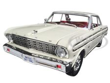 1964 FORD FALCON WHITE 1/18 DIECAST MODEL CAR BY ROAD SIGNATURE 92708