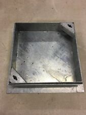 MANHOLE COVER  FOR BLOCK PAVING  300x300x80mm recessed