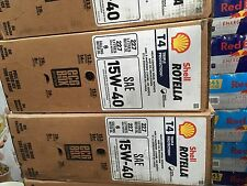 Shell Rotella T4 SAE 15W40 Triple Protection -6 GAL Ecobox – 550045150