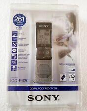 SONY ICD-P620 Handheld USB Digital Voice Recorder