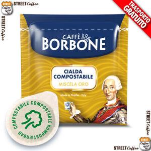 150 Cialde Filtro carta Caffè Borbone ESE 38mm Miscela Oro Gialla gratis