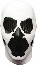 BRAND NEW Licensed DC Comics WATCHMEN Movie DELUXE ADULT LATEX RORSCHACH MASK