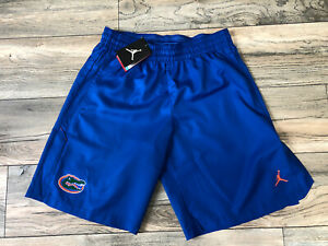 Florida Gators Jordan Nike Alpha Performance Shorts - Football & Basketball - L