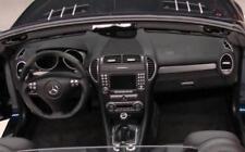 Mercedes Benz SLK R171 280 200 350 AMG Brabus Lüfterdüsen Düsen Luft Alu Blende