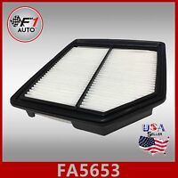 FA5653 CA10165 PREMIUM ENGINE AIR FILTER for 2006-2011 HONDA CIVIC 4CYL 1.8L