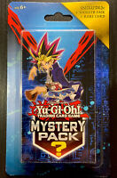 Yugioh Yu-GiOh! TCG Mystery Pack & 1 Rare Card Sealed Blister Pack
