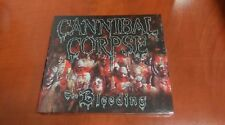 "CANNIBAL CORPSE ""THE BLEEDING"" ALBUM CD DIG. RERELEASE NEW SEALED"