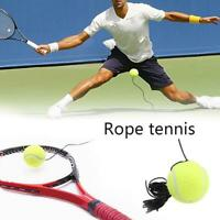 Professional Elastic Rope Tennis Ball Rubber Durable Sports Tennis Traning Hot
