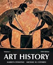 Art History Vol.1 5th Ed. Cothren and Stokstad (2014)