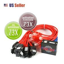 USA SELLER Z3X BOX SAMSUNG & LG ACTIVATED FULL CABLE SETS MTK ZTE HUAWEI ANDROID