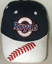 Vintage Omaha Royals Baseball youth hat cap by Bimm Ridder
