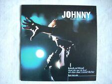 Rare Johnny Hallyday Promo hors com. KNOCK ON WOOD Aussi dur que du bois