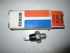50-90 GM AMC Jeep IHC Mopar Oil Pressure Switch w/ Light PS15