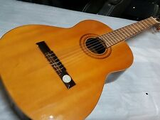 80's HOFNER CLASSICAL ACOUSTIC - made in GERMANY - SOLID TOP