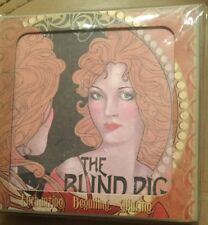 "Loot Crate Wizarding World ""Secrets Of"" Exclusive Blind Pig Coasters"