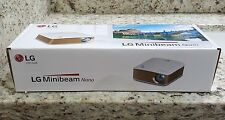 LG Minibeam Nano PH150G LED Projector - Factory Sealed Brand NEW