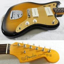 Fender Japan JM66 ALG Jazz Master Faded 3Tone Sunburst Made in Japan Elec Guitar