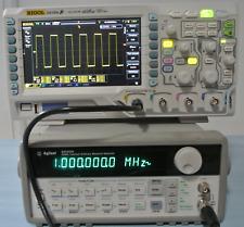 Agilent Keysight 33120A 15 Mhz Function Waveform Generator
