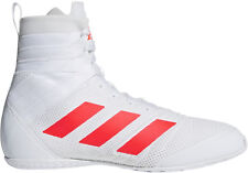 adidas Speedex 18 Mens Boxing Shoes White Boxing Boots