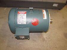 Leeson Watt Saver Electric Motor 5hp 208-230/460 volt 3 Ph 1760 rpm C184T17FC29E