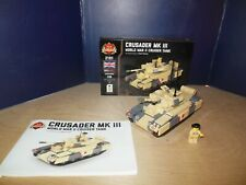 Brickmania custom Lego Model Kit Crusader MK III 2181