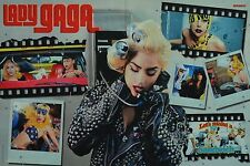 Lady Gaga-a3 Poster (environ 42 x 28 cm) - telephone captures Fan collection NEUF