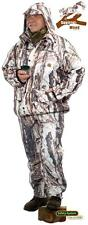 Farm-Land Stall pants Yukon Squirrel-Wood Snow - Size 3XL