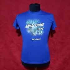 YONEX MELBOURNE 2019 t-shirt tennis Australian Open Real Size S (on the tag XS)