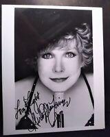 Autographed Shirley MacLaine Signed 8 x 10 Publicity PHOTOGRAPH, LIFETIME COA.
