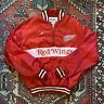 90s NHL Detroit Red Wings Vintage Windbreaker
