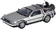 Back to the Future Part II DeLorean Time Machine 6.3-Inch Model