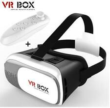 Realidad Virtual 3D Gafas VR Caja con Bluetooth Gamepad Iphone Samsung HTC Sony