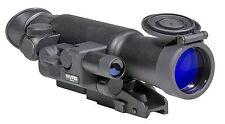 Firefield FF16001 NVRS 3x42mm Gen 1 Night Vision Rifle Scope Black New