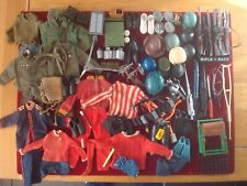 ACTION MAN SOLDIER - SELECTION OF EQUIPMENT (MY REFERENCE 33)
