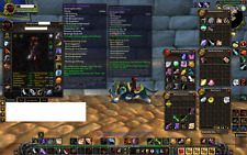 WoW Classic Account, World Of Warcraft LvL 60 Schurke 6/8 T2 + 600+ Gold