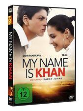 MEIN NAME IST KHAN MY NAME IS KHAN BOLLYWOOD DVD DEUTSCH