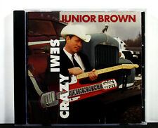 Junior Brown - SemiCrazy - CD