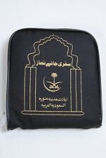 Muslim Islamic Pocket size Travel Prayer Mat Rug Ja Namaz Hajj Umrah