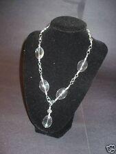 Large Acrylic  Bead Necklace