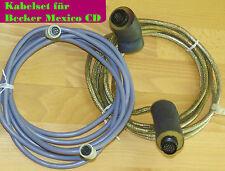 Becker Mexico CD Anschluss Kabel selten für BE860 BE865  etc.. Mercedes BMW