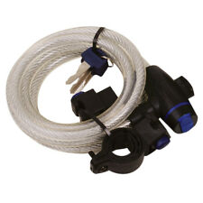 Oxford Lock Cable Casco Para Bicicleta Bici 1.8 M x 12 mm claro OF247 T