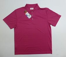 Grand Slam Shirt Mens Size L Very Berry Airflow Polo Shirt New With Tags