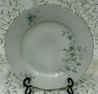Set of 2 Royal Bohemian Fine China Fantasy Dinner Plates